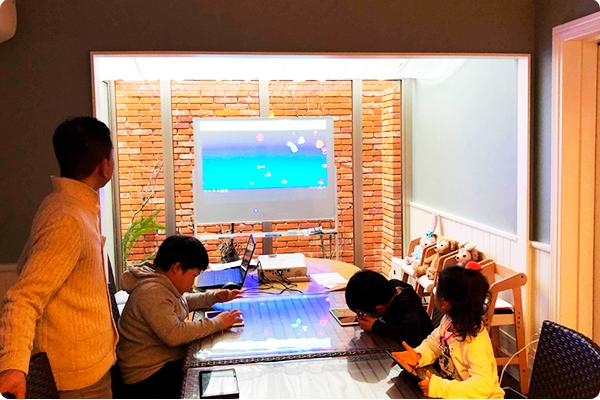子どもの将来が豊かになるプログラミング教室